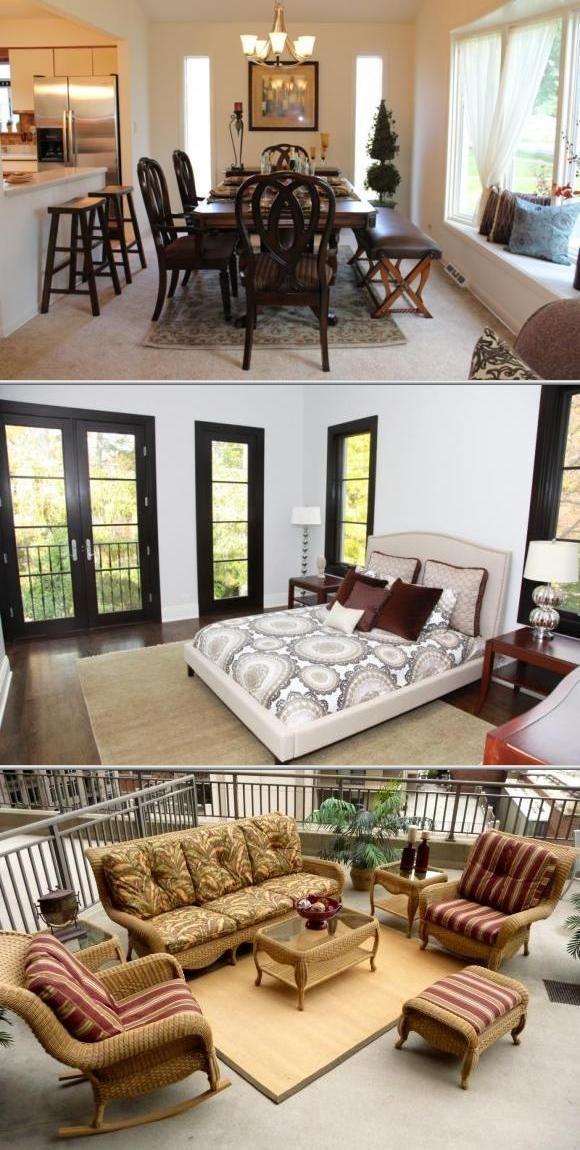 Phoenix Rising Home Staging Interior Design