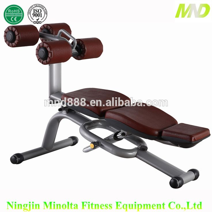 AN07 adjustable bench press gym equipment abdominal exercise equipment