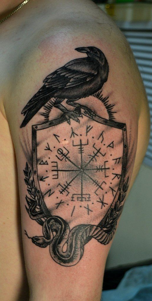 25+ best ideas about Pagan tattoo on Pinterest