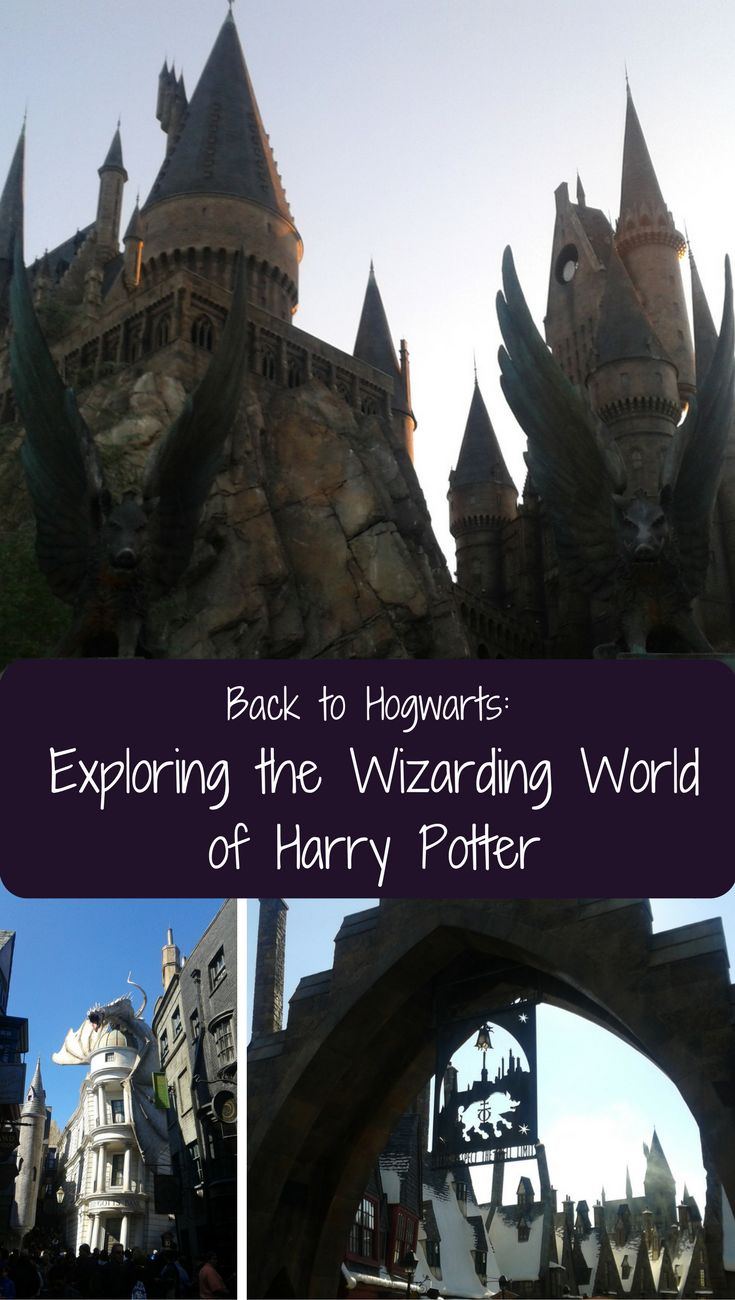 The Wizarding World of Harry Potter in Orlando, Florida - Global Introvert