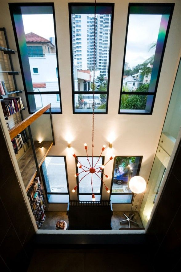 The New Townhouse in Singapore