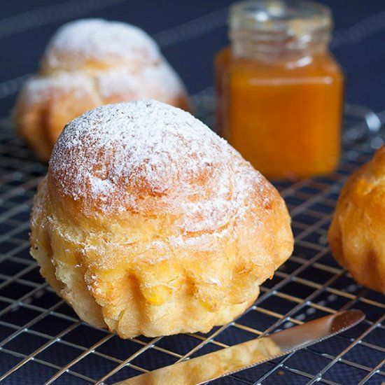 Step by step homemade french brioche bread. {in Italian with translator}