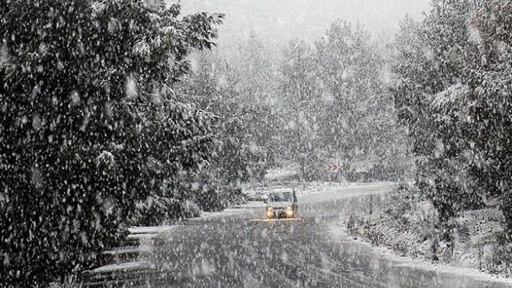 Gazete Duvar ///  Meteoroloji'den kar yağışı uyarısı
