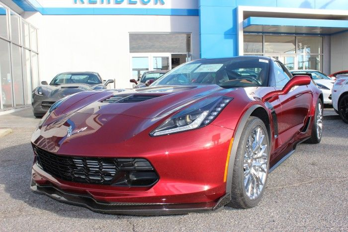 Kerbeck Corvette Deal of the Day