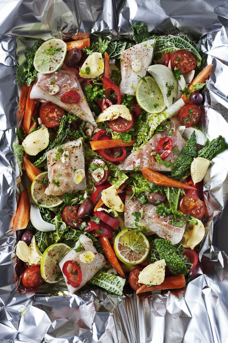 We'll continue to share some fantastic LCHF recipes from Swedish chef Anne Aobadia (check them all out here). Here's a great recipe for oven-baked fish with vegetables: Fish with Vegetables Baked in Foil All-in-one dishesare great. This foil package allows nutrients and taste to be preserved and the juice is very good. You can basically …