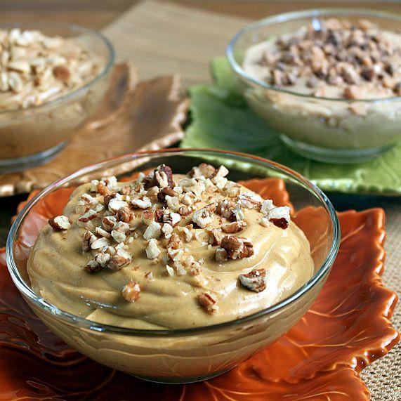 3 Easy Dip Recipes--Pumpkin Pie, Caramel, & Peanut Butter