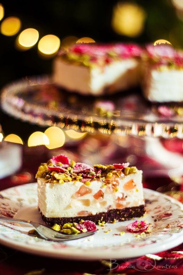 Bianca Lontras – Turkish Delight Cheesecake