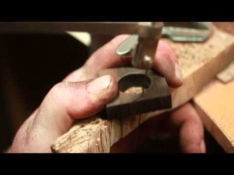 I make many wooden rings, I can watch this over, and over, and over. ;) Making A Wooden Ring