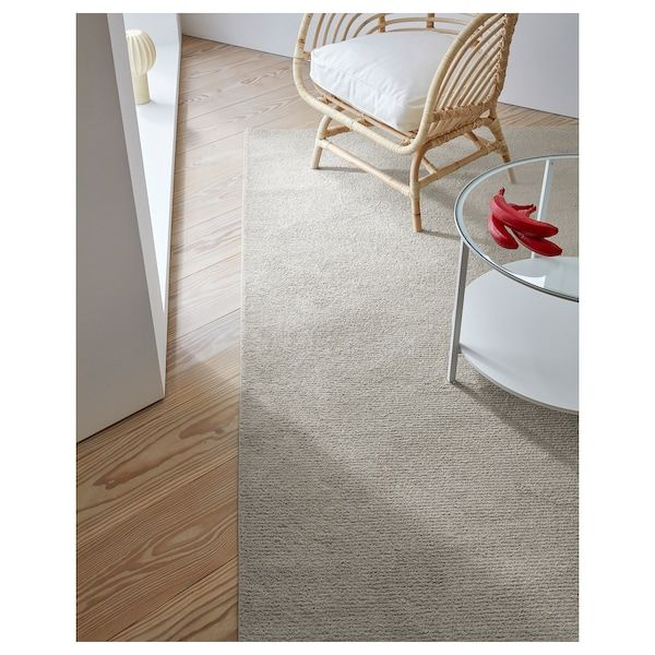 Best Sporup Rug Low Pile Light Beige 6 7 X9 10 In 400 x 300
