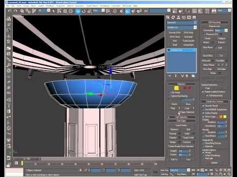 Speed Modeling Carousel 2x - YouTube
