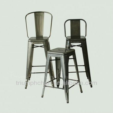17 Best Images About Metal Stools Love On Pinterest