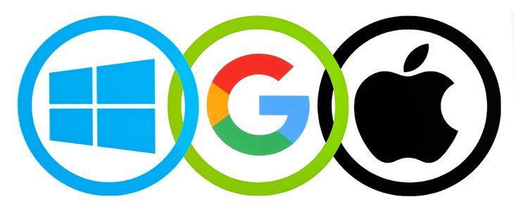 O365 vs. Google vs. Apple