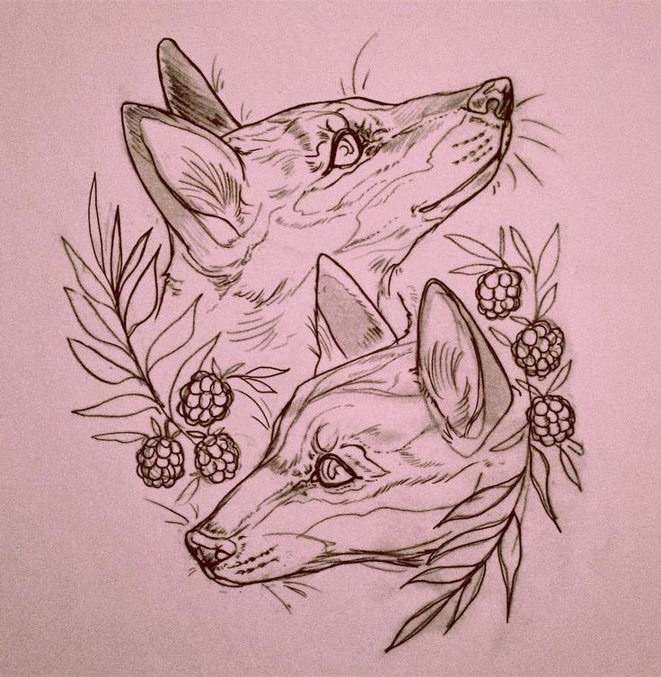 Happy Valentine's Day!  #fox #wip #drawing #art #piirustus #luonnos #sketchtattoo #sketches #sketching #tatuoinnit #essitattoo #sketch #sketchbook #animaldrawing #illustration #tattoodesign #tattooart #tattoosketch #animals #wildlifeart #foxart #animaldrawing #illustrator #tattooartist #wildlifeartist #flashaddicted #femaletattooist #artistsoninstagram