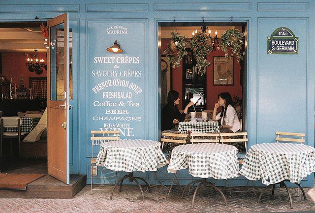 フランスに行きたい。