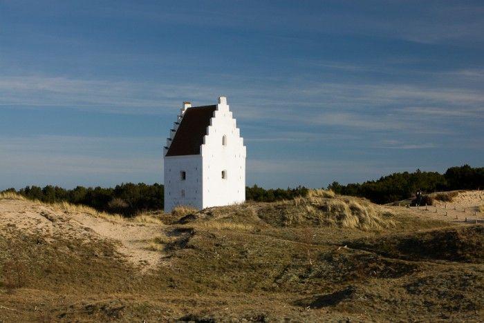 Skagen kirke: Den tilsandede kirke · Aalborg Stift