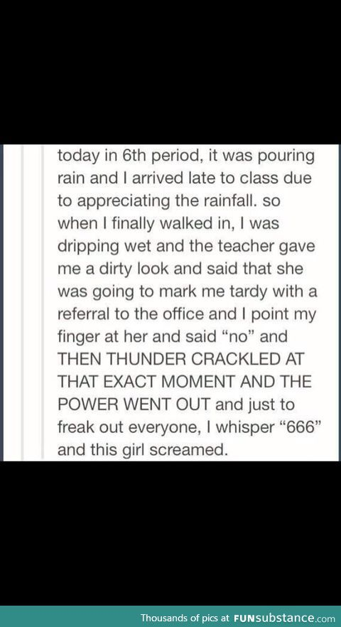I seriously can not stop laughing