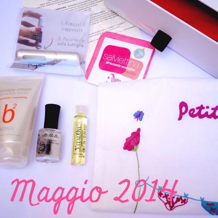 La Box de Louise Maggio 2014
