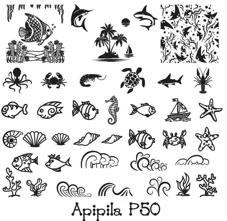 NOUVEAU Plaque stamping Apipila P50 http://parlezenauxcopines.free.fr/stamping-nail-art.html Livraison dans le monde