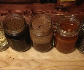 The Modern DIY Life: Make DIY Natural Wood Stain in 5 Minutes!
