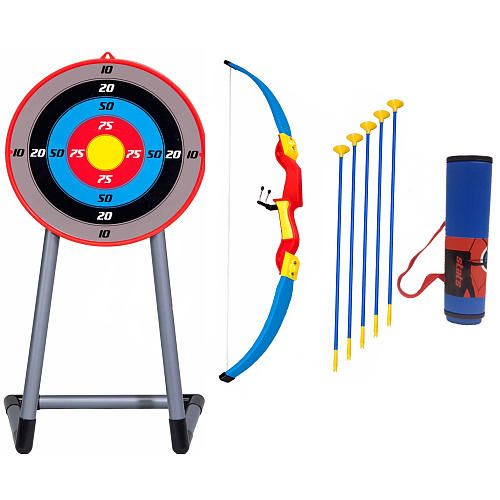 Stats Your First Archery Set. This would be great to take camping too.