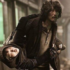 Snowpiercer Photo and Artwork with Song Kang-ho - Bong Joon-ho makes his American directorial debut with this thriller set aboard a train containing the last of humanity.