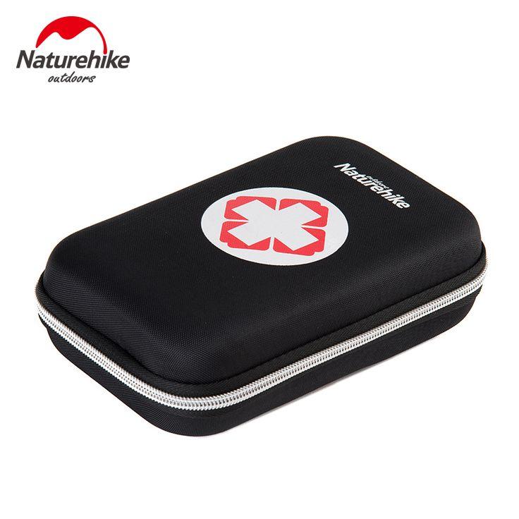 NatureHike Outdoor Survival First-aid Kit Package Portable Climbing Hiking Medikit Emergency Bag Disaster Dedicated Safety