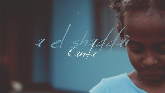 Essa é a El Shaddai.  Ela é uma órfã etíope e está sendo criada pelos pais adotivos para amar Jesus e cantar sobre a Palavra dEle.  Esse é um ato de adoração.  Para mais informação: www.movingworks.org