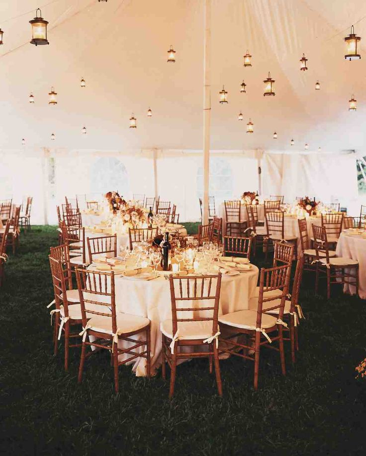 unique wedding venues northern new jersey%0A This reception took place in a tent decorated with lanterns in the bride u    s  parents u     backyard in New Jersey