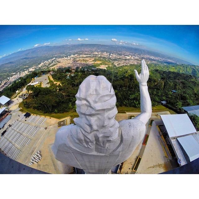 Ecoparque Cerro del Santísimo Floridablanca Santander Foto El Tiempo