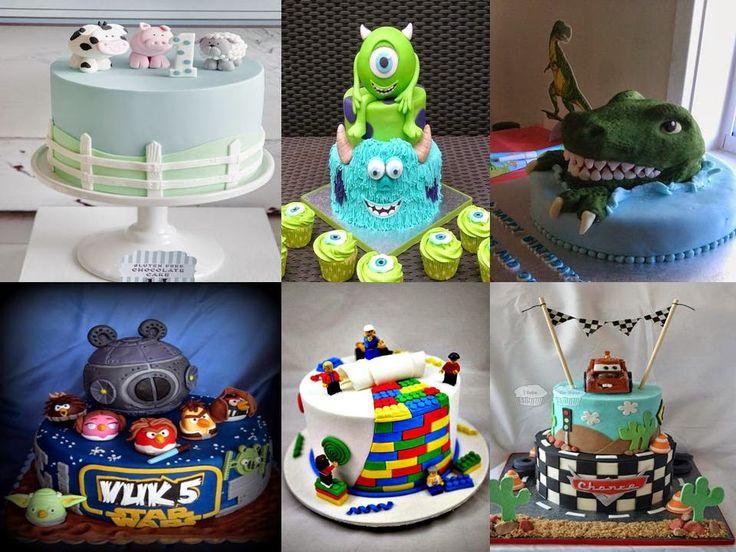 antwnialoves: καταπληκτικές ... τούρτες γενεθλίων..... για αγόρι...