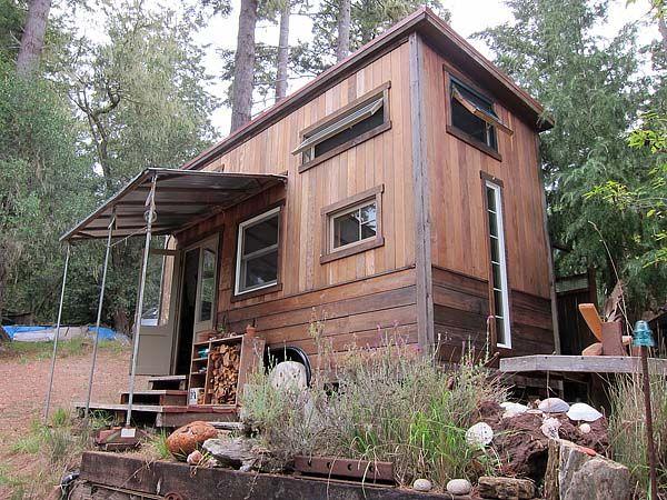 Colin's cabin