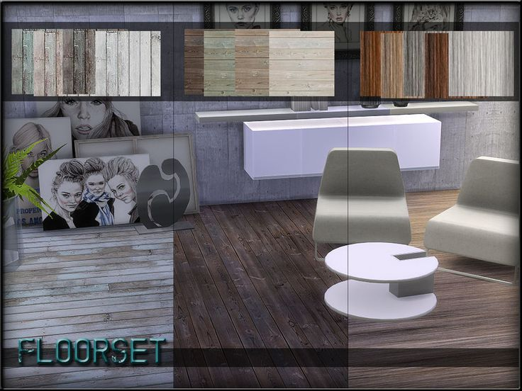 The Sims Resource: Floor Set 1 By ShojoAngel