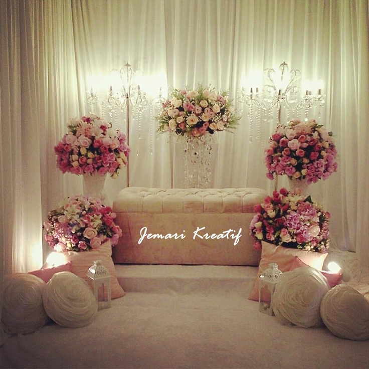 Wedding Nikah Simple Backdrop Decoration Muslim: 16 Best Mini Pelamin Tunang & Nikah 011-27126148 Images On