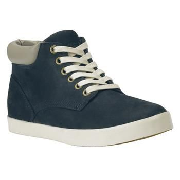 Timberland - Chaussures Glastenbury Chukka Femme - Bleu