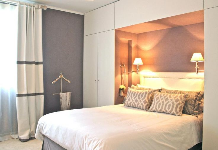 Gray Mauve Bedroom Things I Love Pinterest