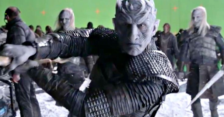 'Game of Thrones' Season 6 Preview Unleashes the White Walkers -- A new 'Game of Thrones' Season 6 featurette takes fans behind-the-scenes with the make-up artists of HBO's hit fantasy series. -- http://movieweb.com/game-of-thrones-season-6-preview-white-walkers/