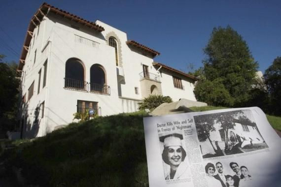 Left untouched since a double murder-suicide in the 1960s, Los Feliz mansion remains a neighborhood mystery: Atlas Obscura, Murder Mansion, Happy, Feliz Murder, Feliz Mansion, Murders, Mansions, Harold Perelson