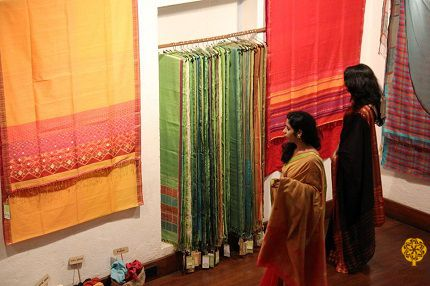 Last day of Athangudi Collections, Have you visited the Mother Earth Domlur Store?