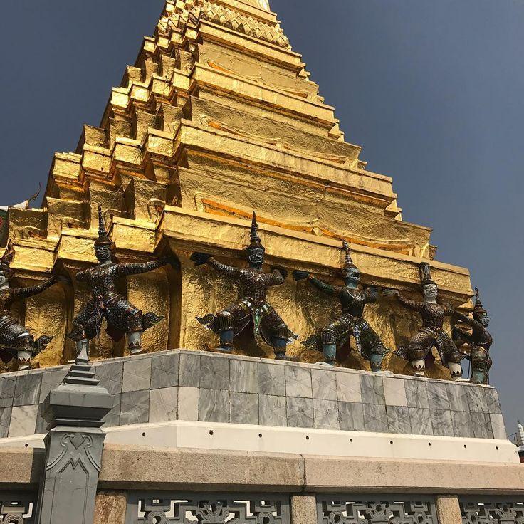 #thailand #bangkok #temple #holiday #vacation