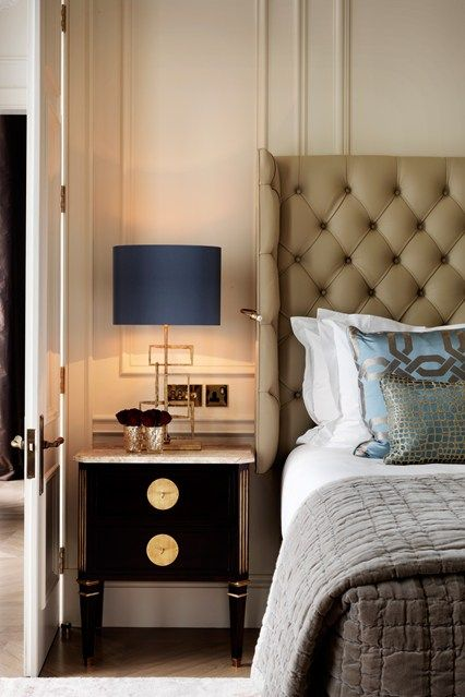 Vogue.co.uk's deputy editor, Lucy Hutchings, reports back from a recent stay at The Kensington Hotel