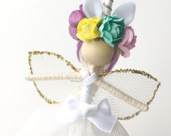 Unicorn,  Unicorn Fairy, Fairy, Fairy Doll, Waldorf Fairy, Keepsake Gift, Girls Decor