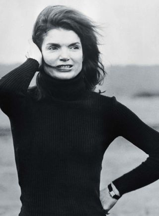 Jackie O & her Cartier Tank watch