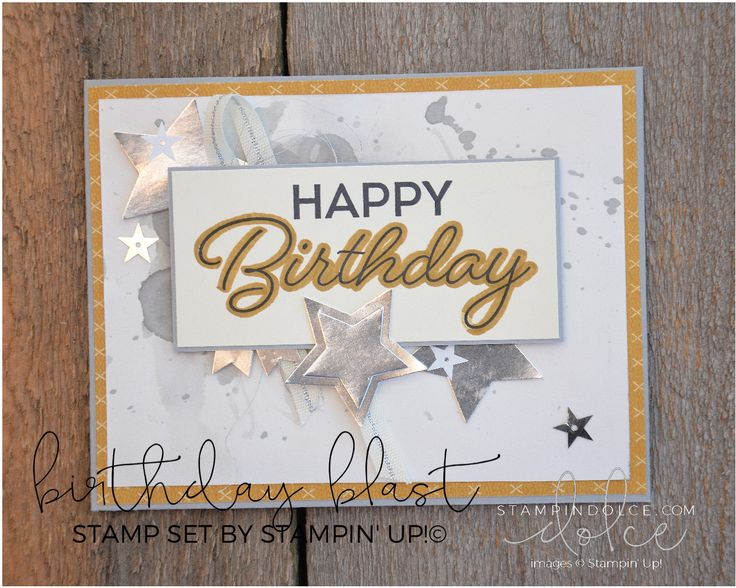 birthday blast, star, color combo, dolce details