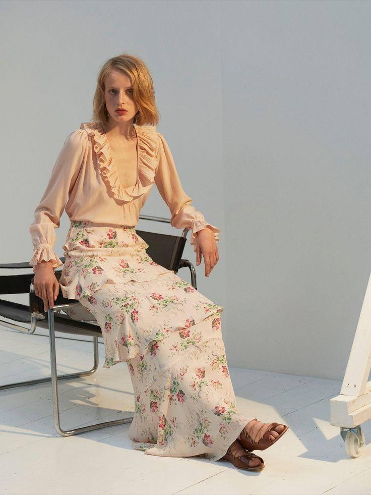 Лукбук коллекции Vilshenko Resort 2017 - Галерея 17 - Мода - Trend Space