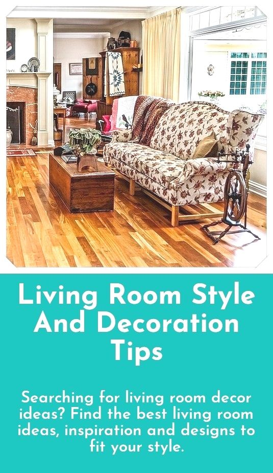 Simple living room style and decor tips Are you re-decorating your