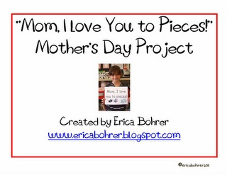 Mother's Day Projects and Cards