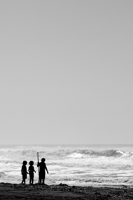 The Leader by Thomas Hawk: Sea B W, White Photography, Artsy Photo, Art Photography, Leader, Eternal Photographs, Black White, Thomas Hawks, B W Photography
