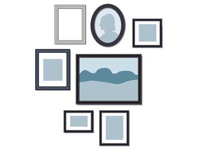 She art: Come disporre e comporre i quadri alle pareti