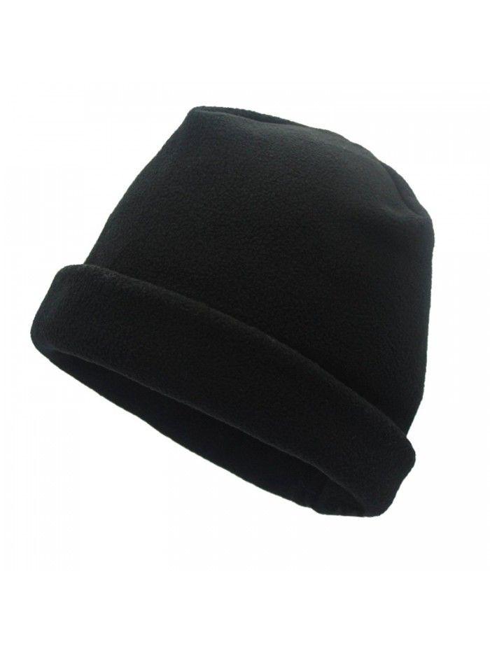 5ea6f3ff5825d9 Hats & Caps, Men's Hats & Caps, Skullies & Beanies,Winter Outdoor Warm Skull  Cap Windproof Fleece Hat Beanie Hat - Black - CZ1864EKR5L #menscaps  #menshats ...