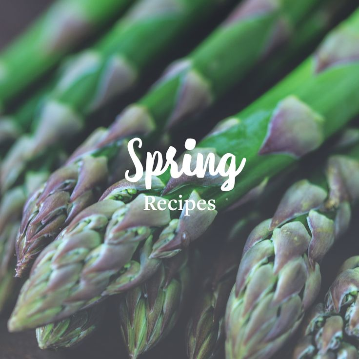 Winter's chill is over, but summer's heat is still far away. It's time for food that's perfect for spring, with fresh flavours and new discoveries. Explore our springtime recipe ideas!